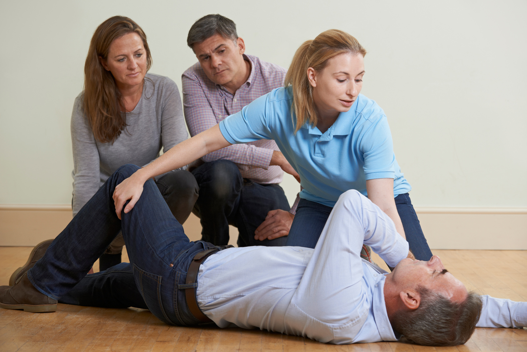 Szkolenia kwalifikacyjne z pierwszej pomocy dla nauczycieli EDB